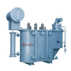 JAYBEE Industries : Products : On Load Tap Changer Power Transformer